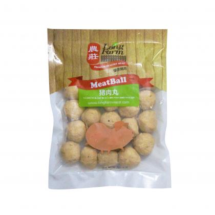 鲜辣猪肉丸 Spicy Meatball